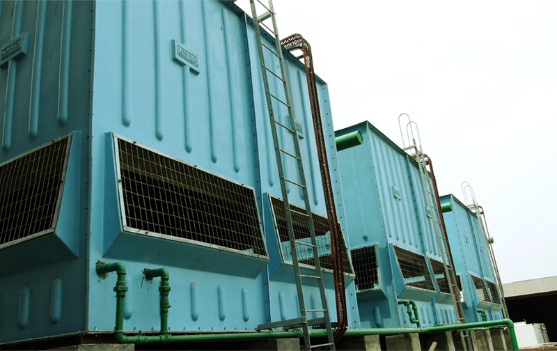 Pharmaceuticals Cooling Towers Cti Certified Cooling Towers