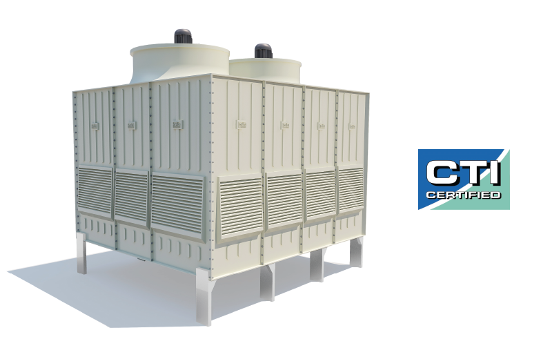 Low Sound Cooling Towers - Cooling Towers | CTI Certified